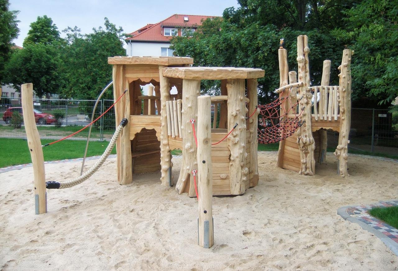 A 117 Spielplatz Feuersteinsiedlung