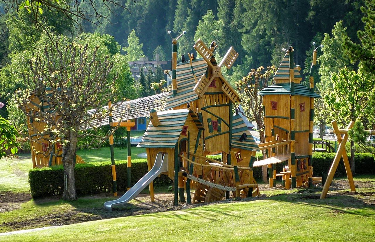 A 118 Themenspielplatz Zaubermühle