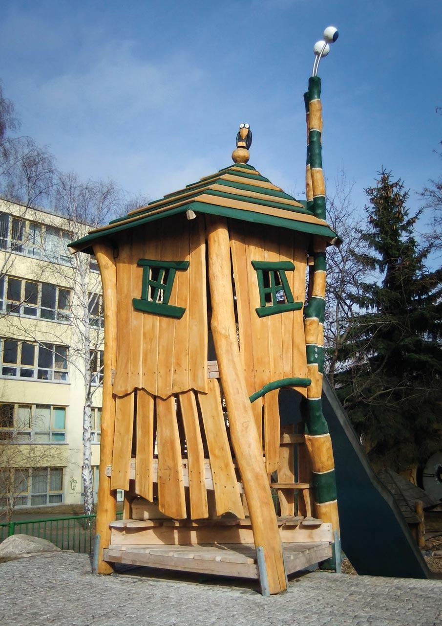 A 145 Trollturm