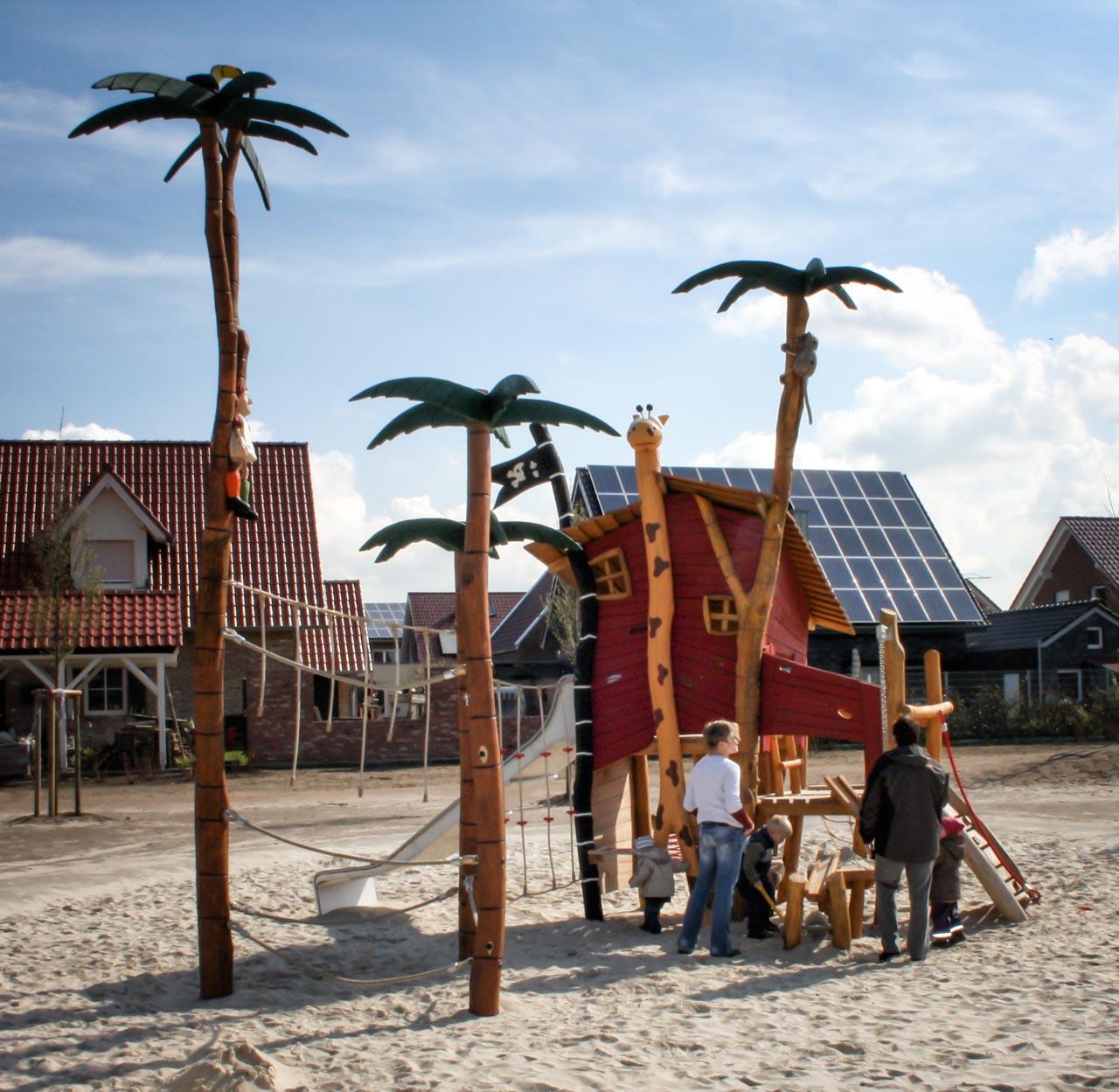 A 157 Spielplatz Abenteuerland
