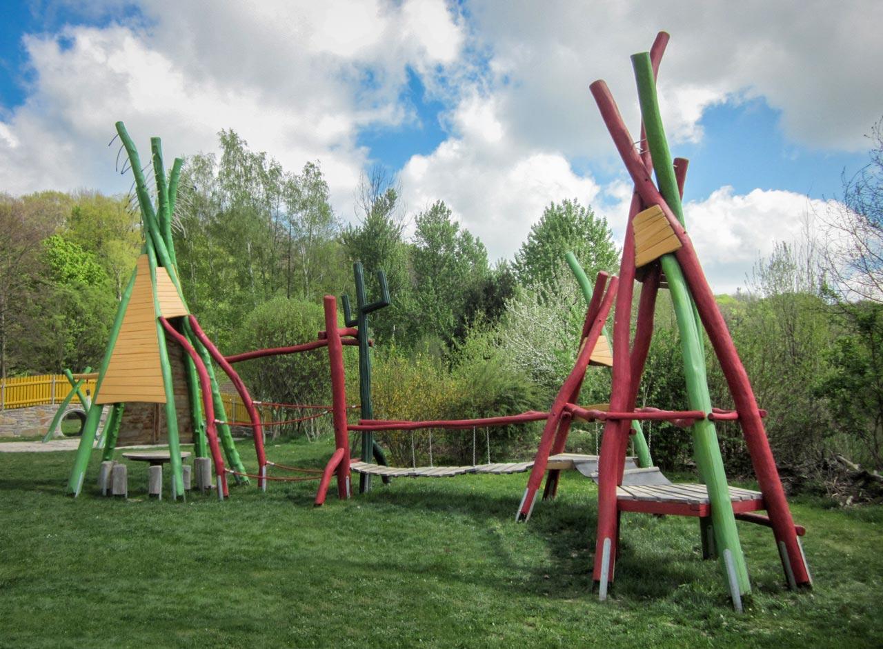 A 203 Spielplatz Tipianlage