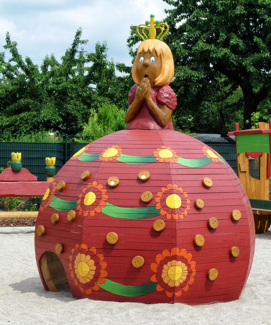 A 205 Themenspielplatz Prinzessin Heiderose