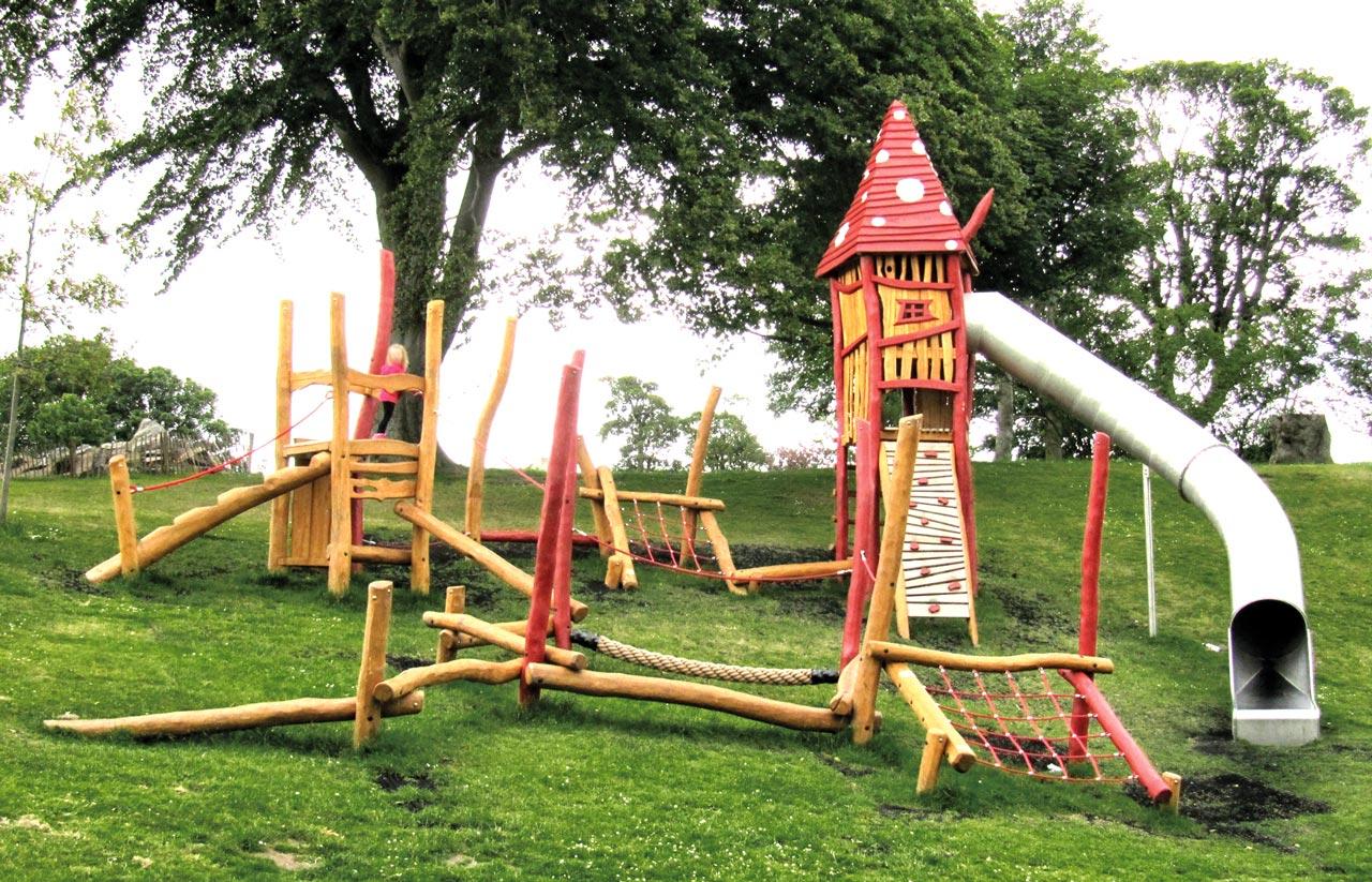 A 212 Spielplatz Zwergenreich