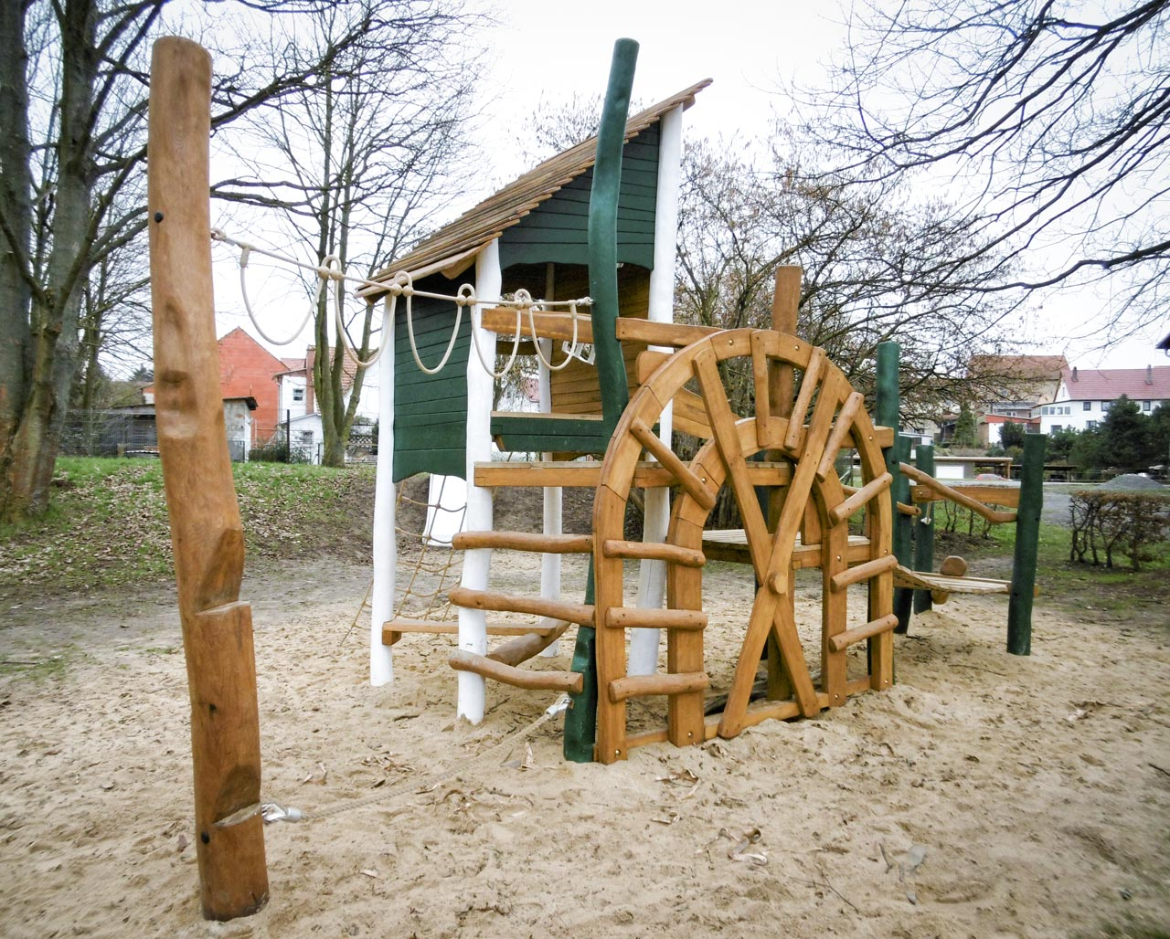 A 217 Spielplatz Mühlenturm