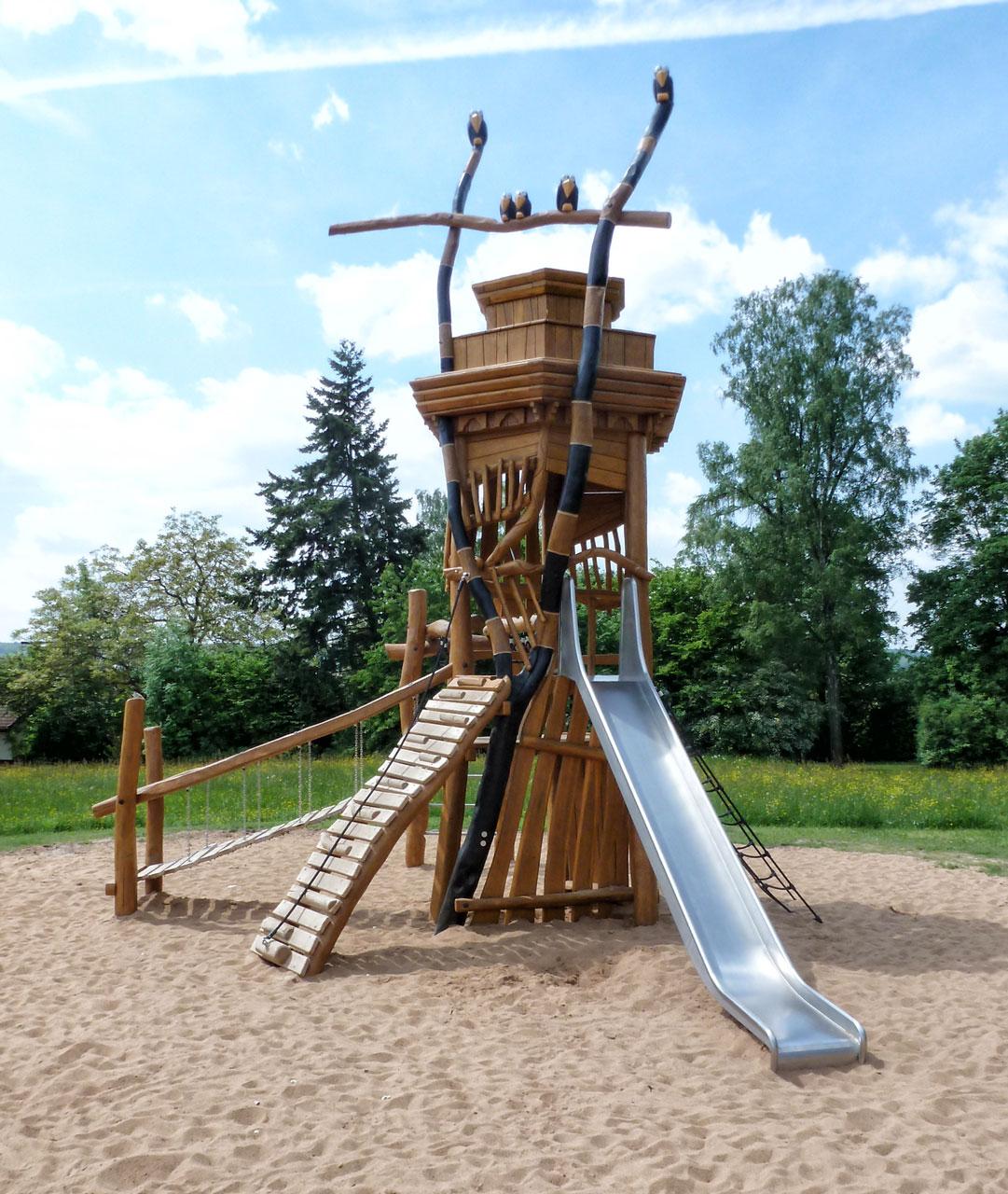 A 223 Spielturm Bismark