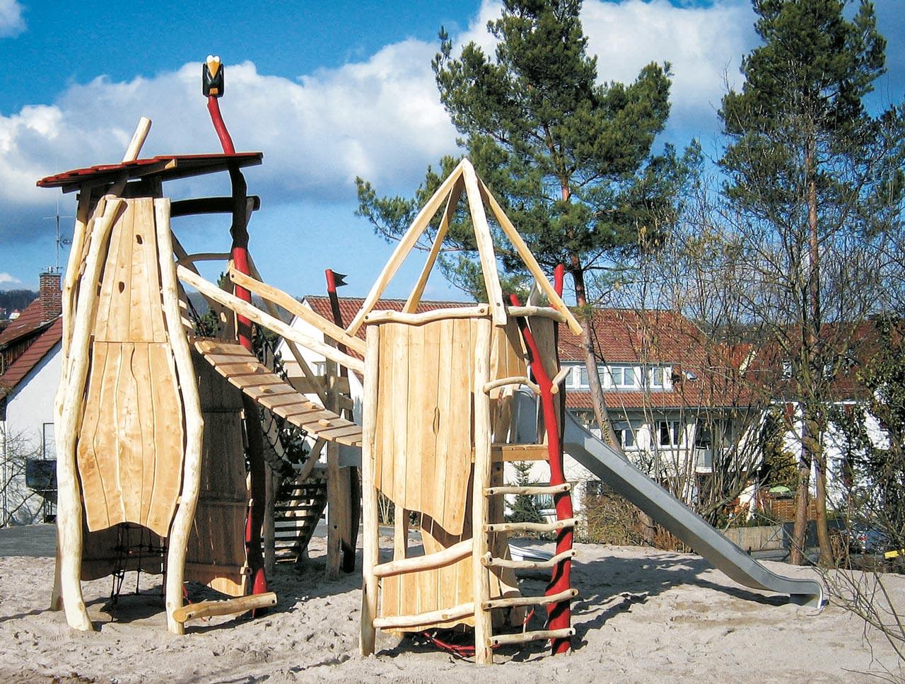 A 23 Schlossbergtürme
