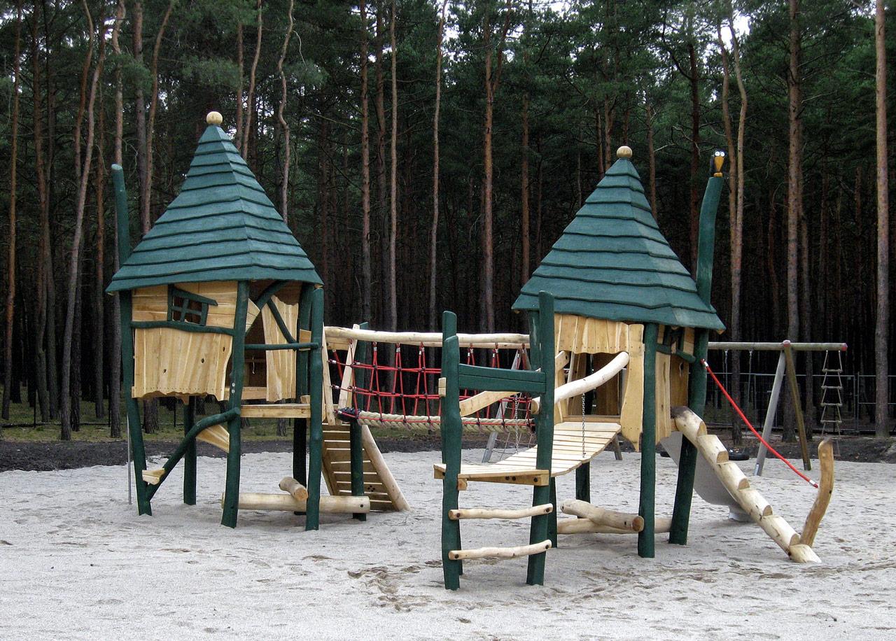 A 37 Spielanlage Waldgeister