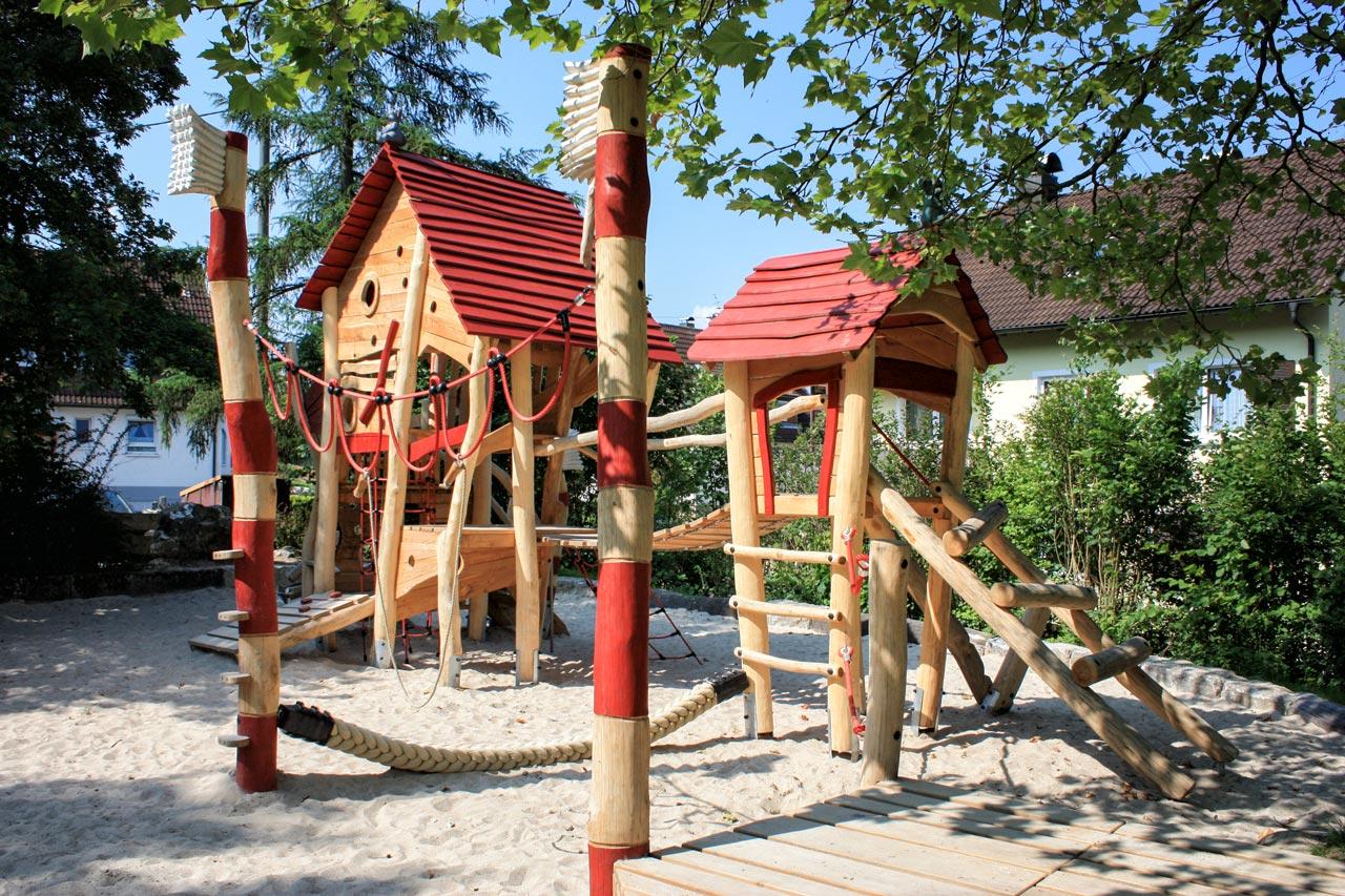 A 54 Spielanlage Zahnbürstenland