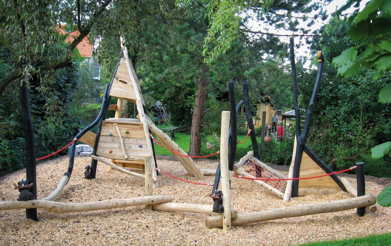 A 61 Spielplatz Biberburg