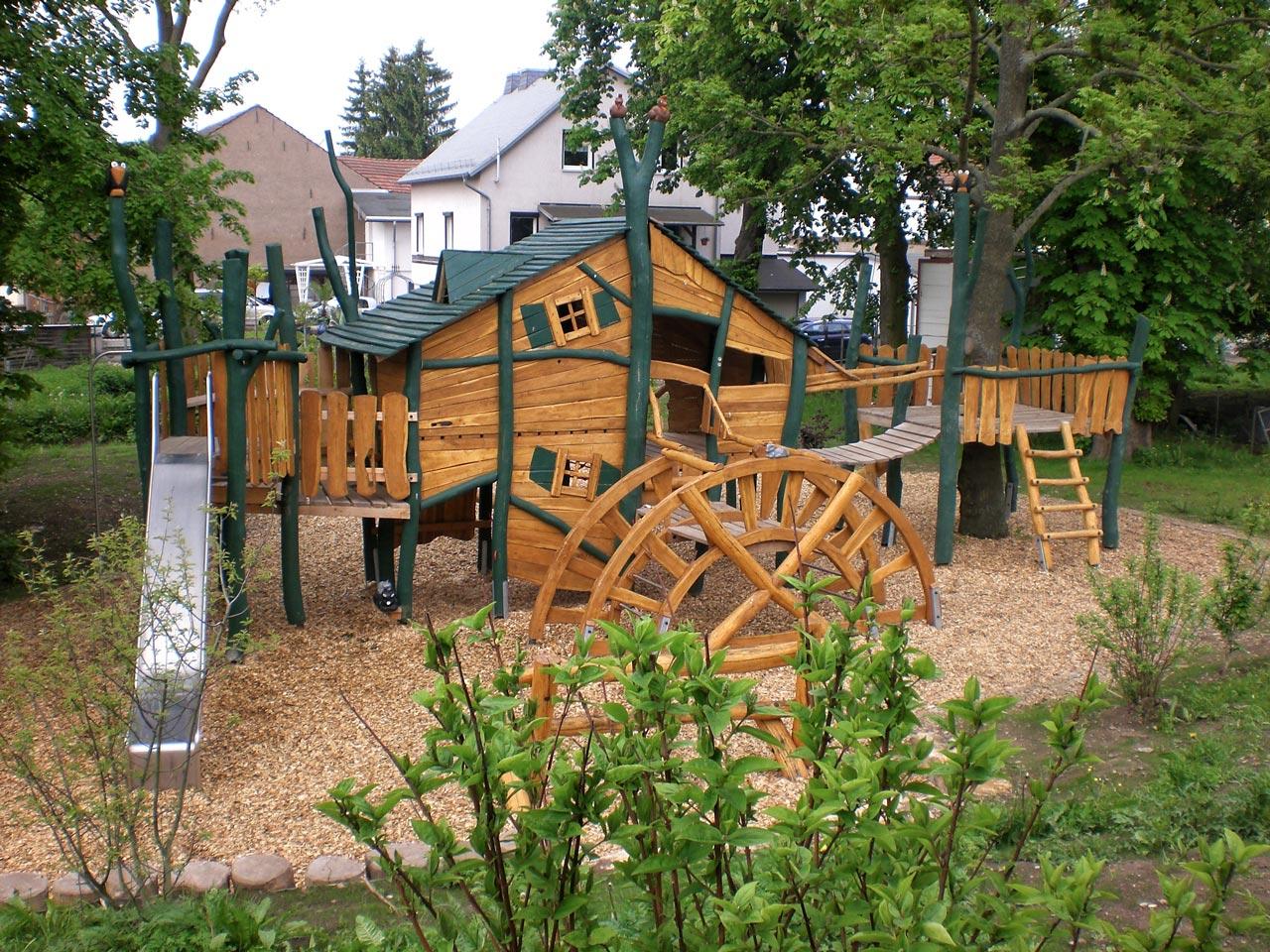 A 69 Spielanlage Wassermühle