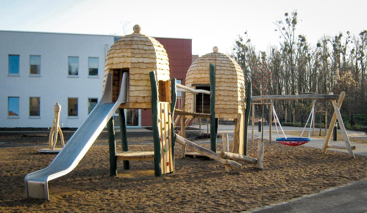 A 70 Spielplatz Bienenstadt