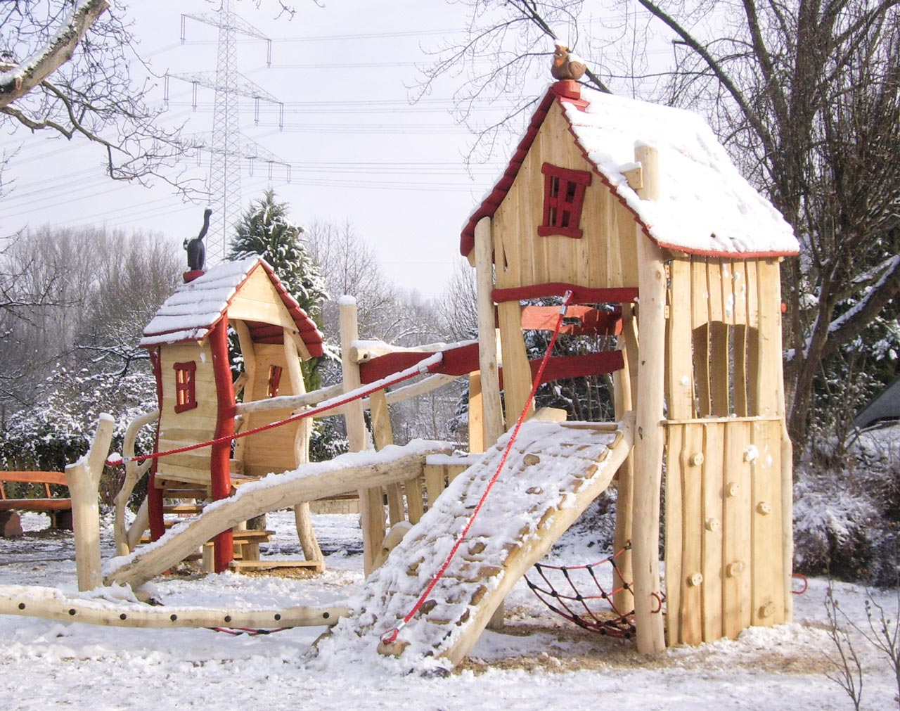 A 75 Spielplatz Bauernhof
