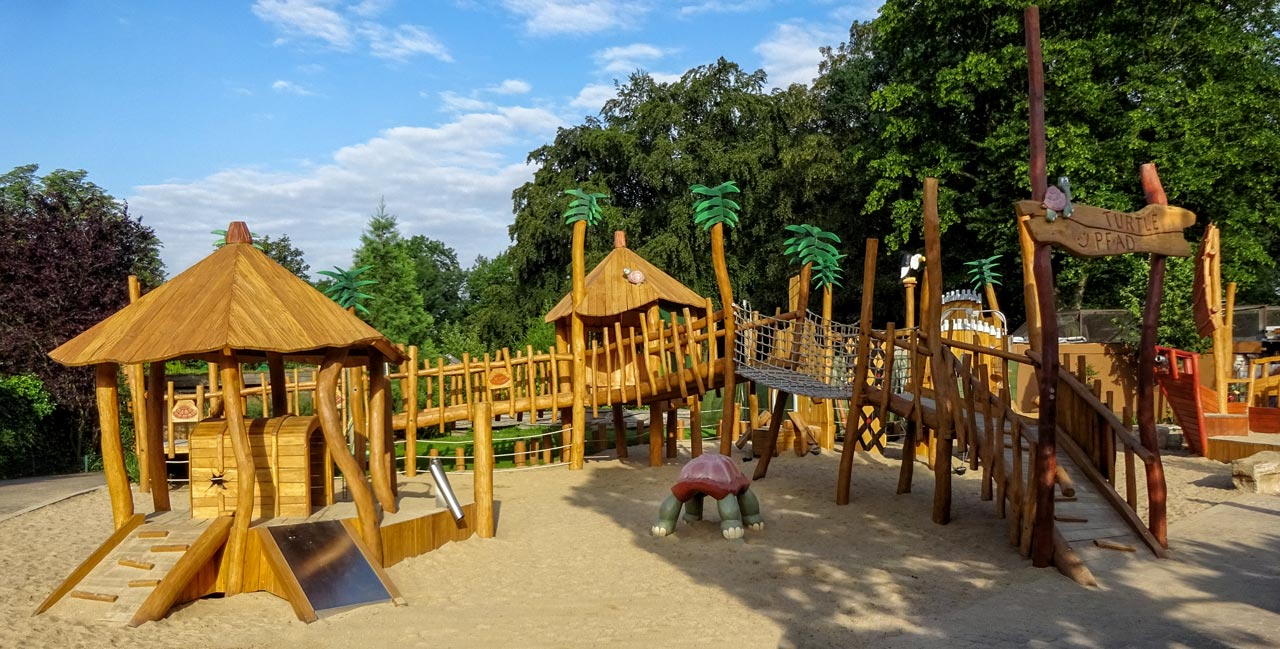 Tierpark Bochum Themenspielplatz