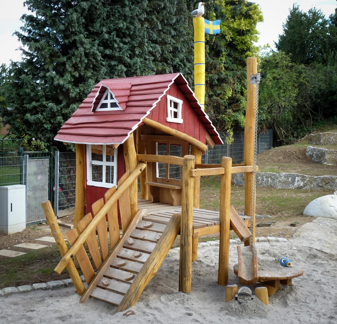 C 106 Schwedenhaus
