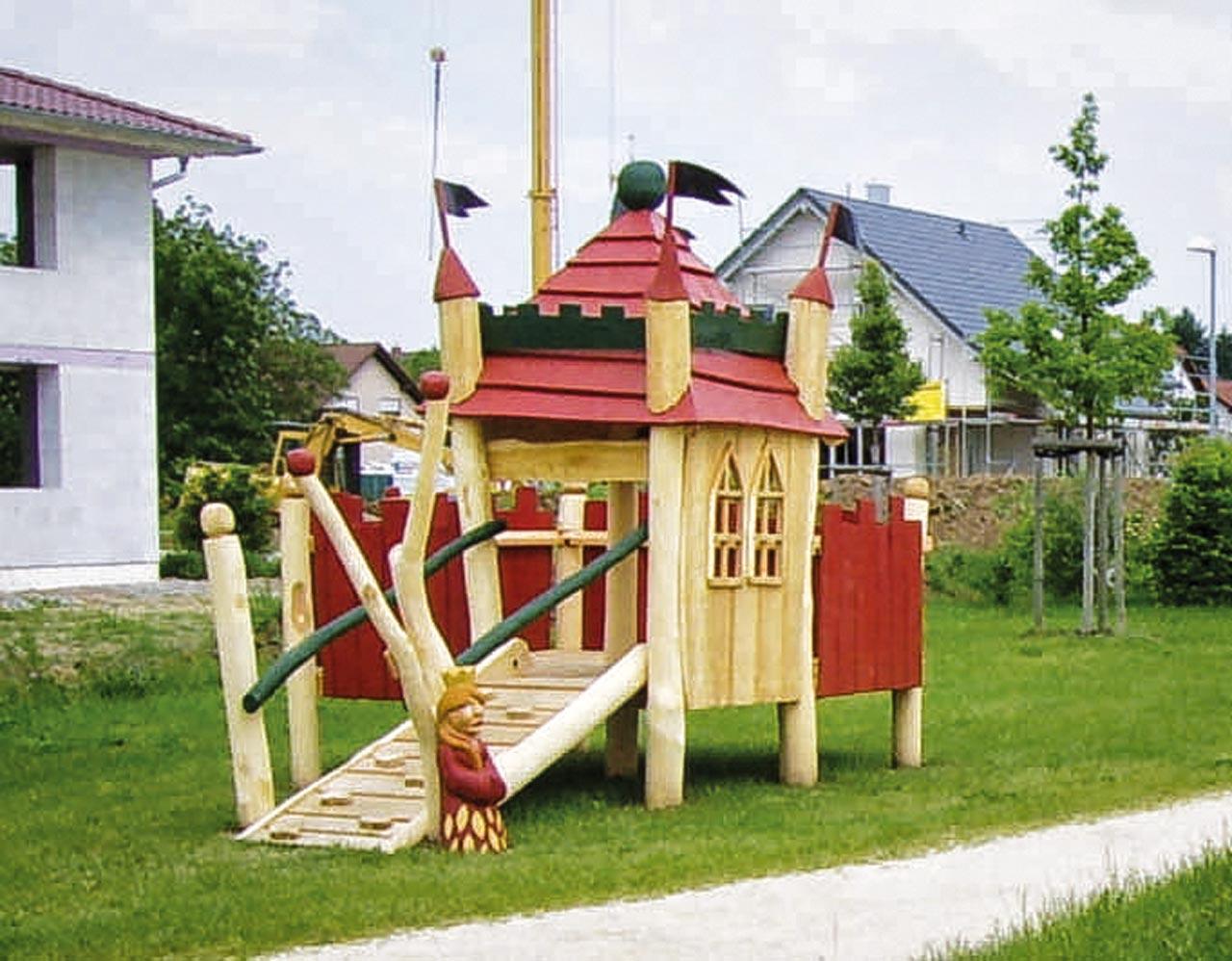 C 16 Spielhaus Adeles Schloss