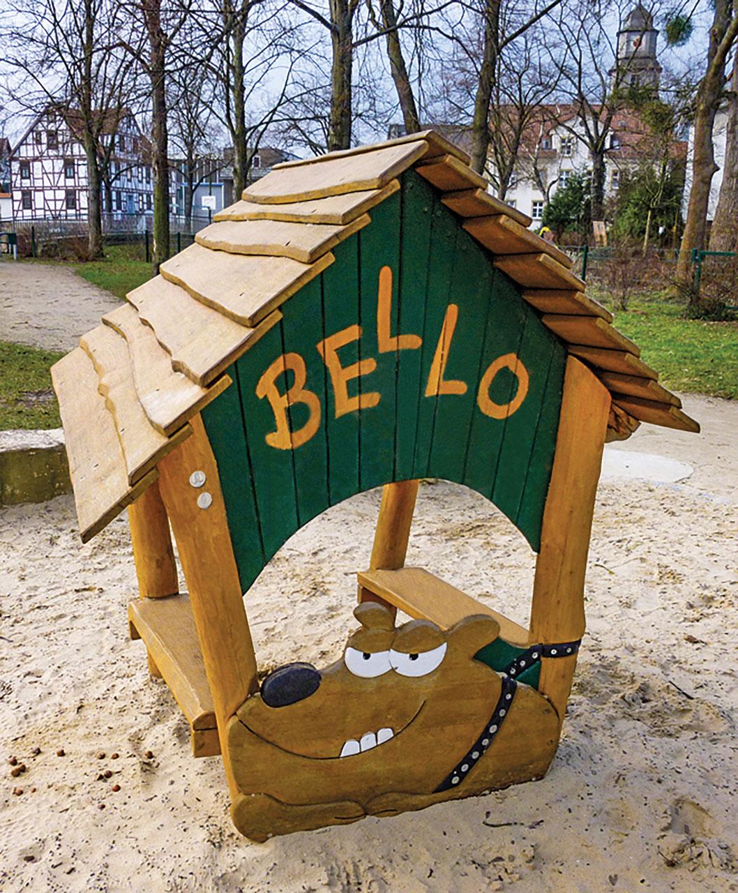 C 188 Spielhaus Bello