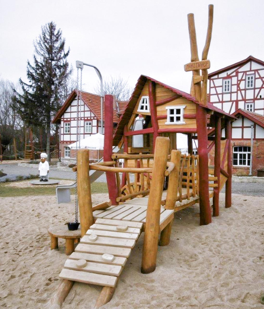 C 189 Spielhaus Mühlenhof