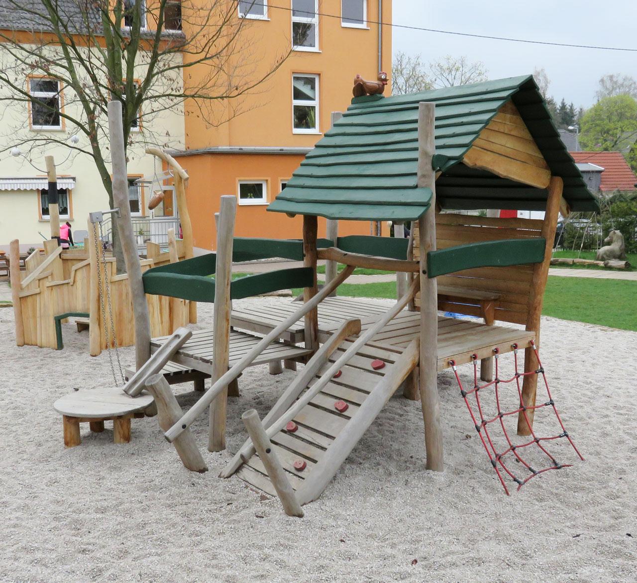 C 20 Sandspielhaus