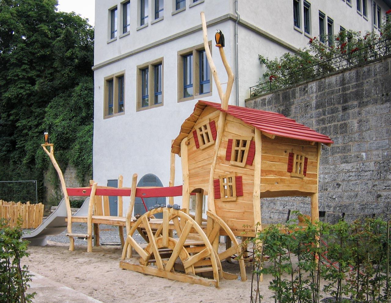 C 21 Spielhaus alte Mühle