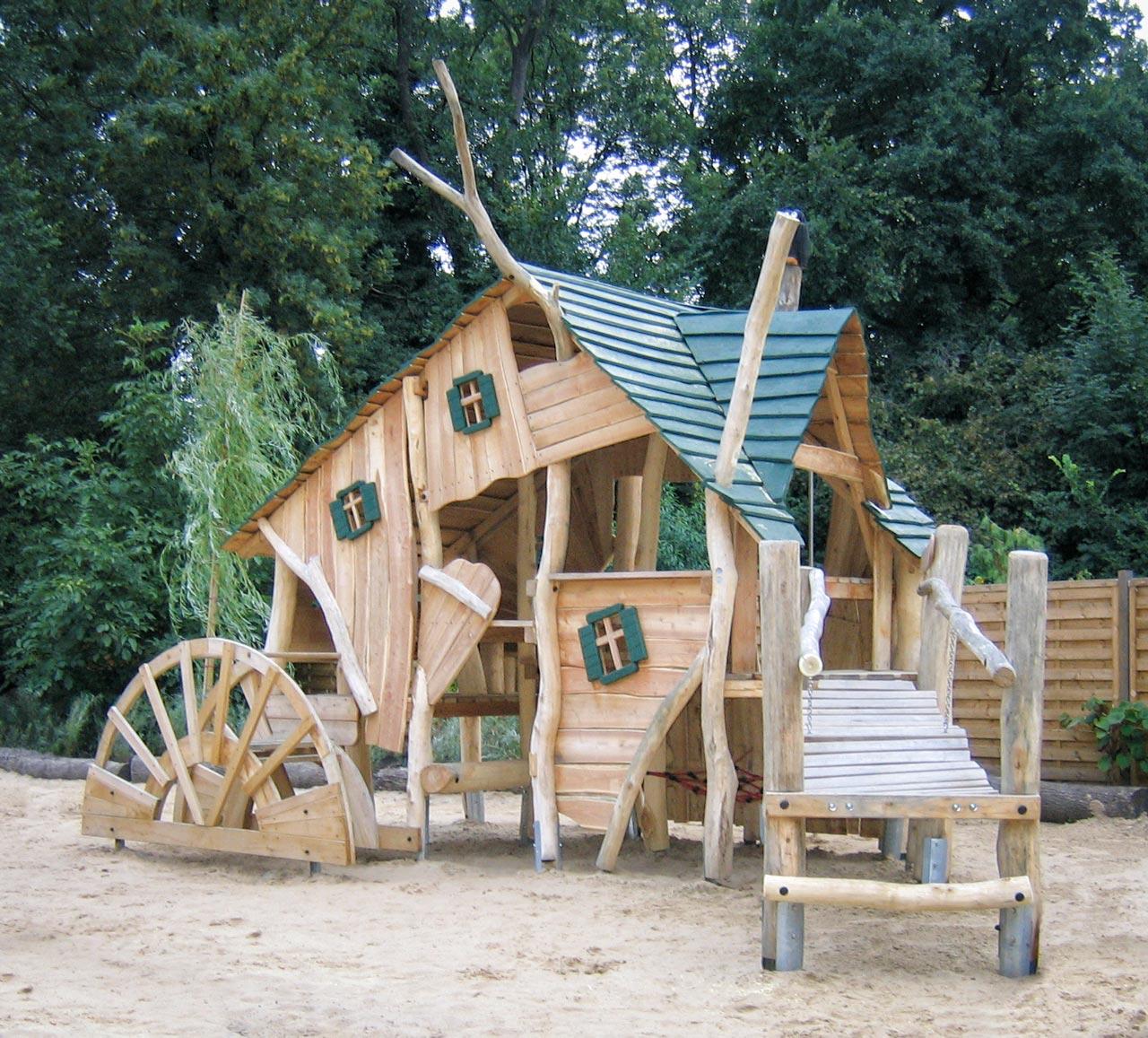 C 22 Spielhaus Wassermühle