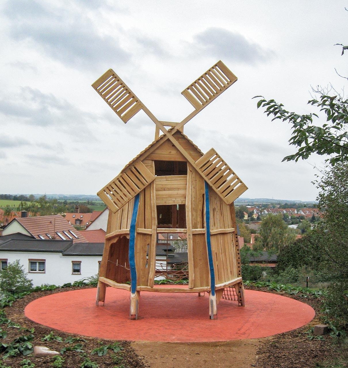 C 59 Spielhaus Windmühle