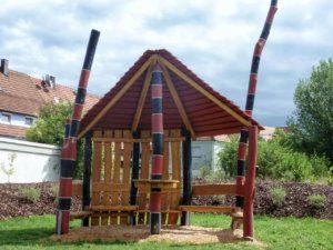 E 12 Pavillon