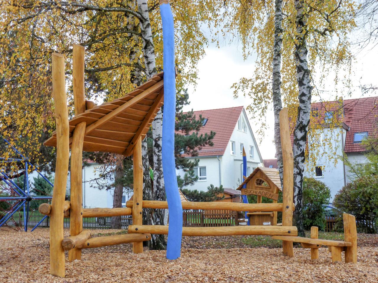 E 16 Pavillon Sitzecke Fellbach