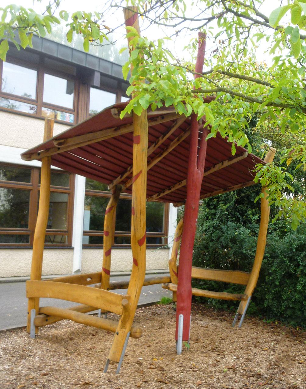 E 17 Pavillon Treffpunkt Neckarsulm