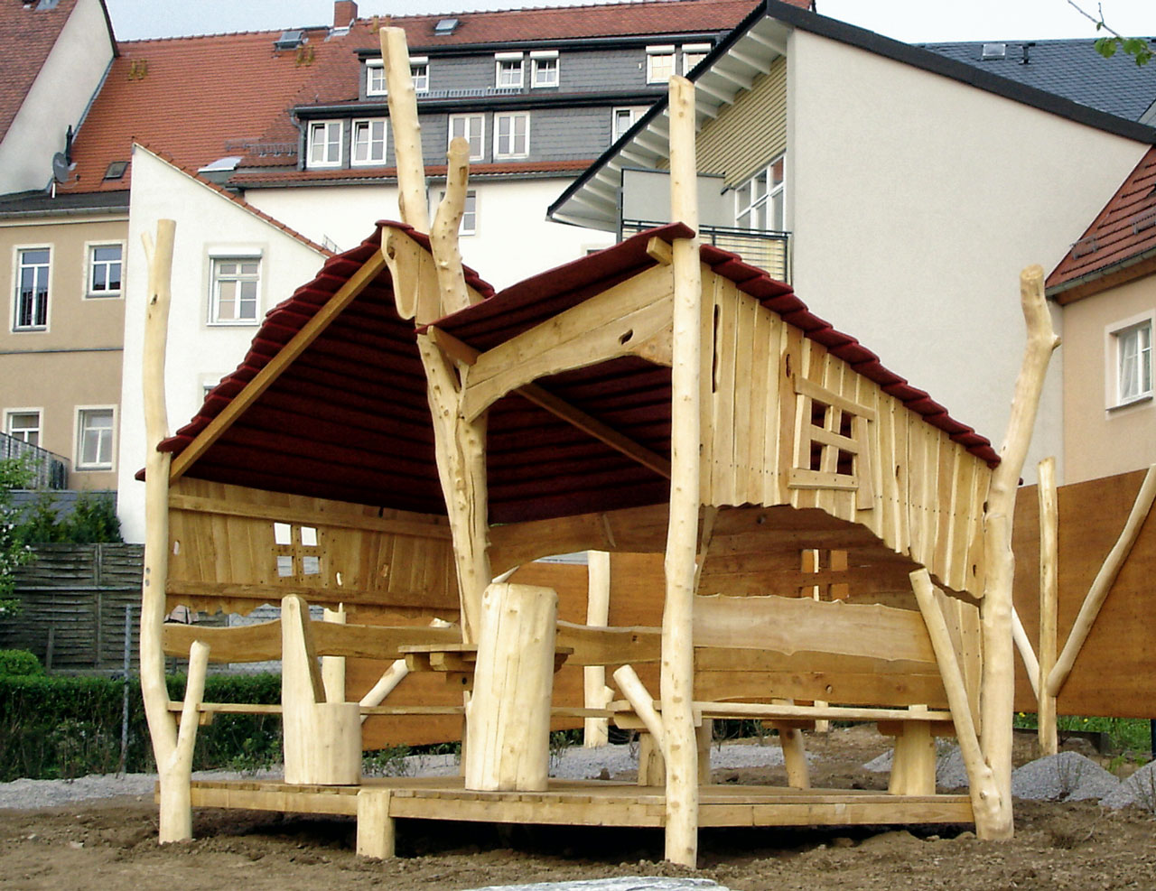 E 4 Pavillon Kuschelecke