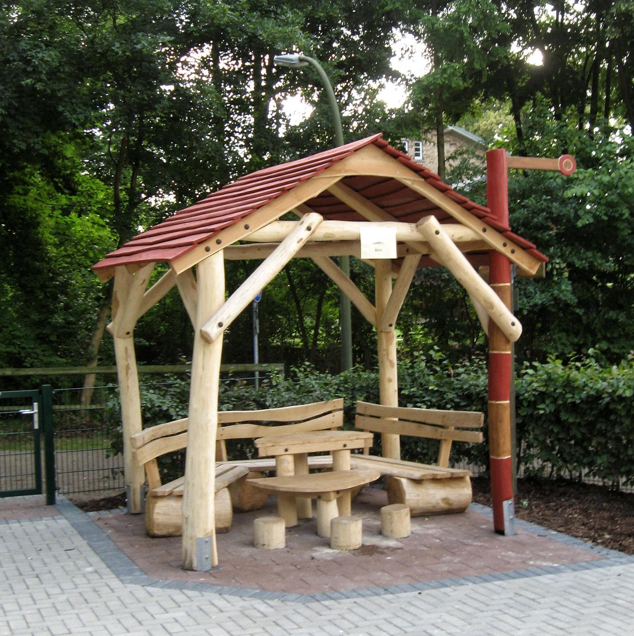 E 6 Pavillon Bahnhofstreff