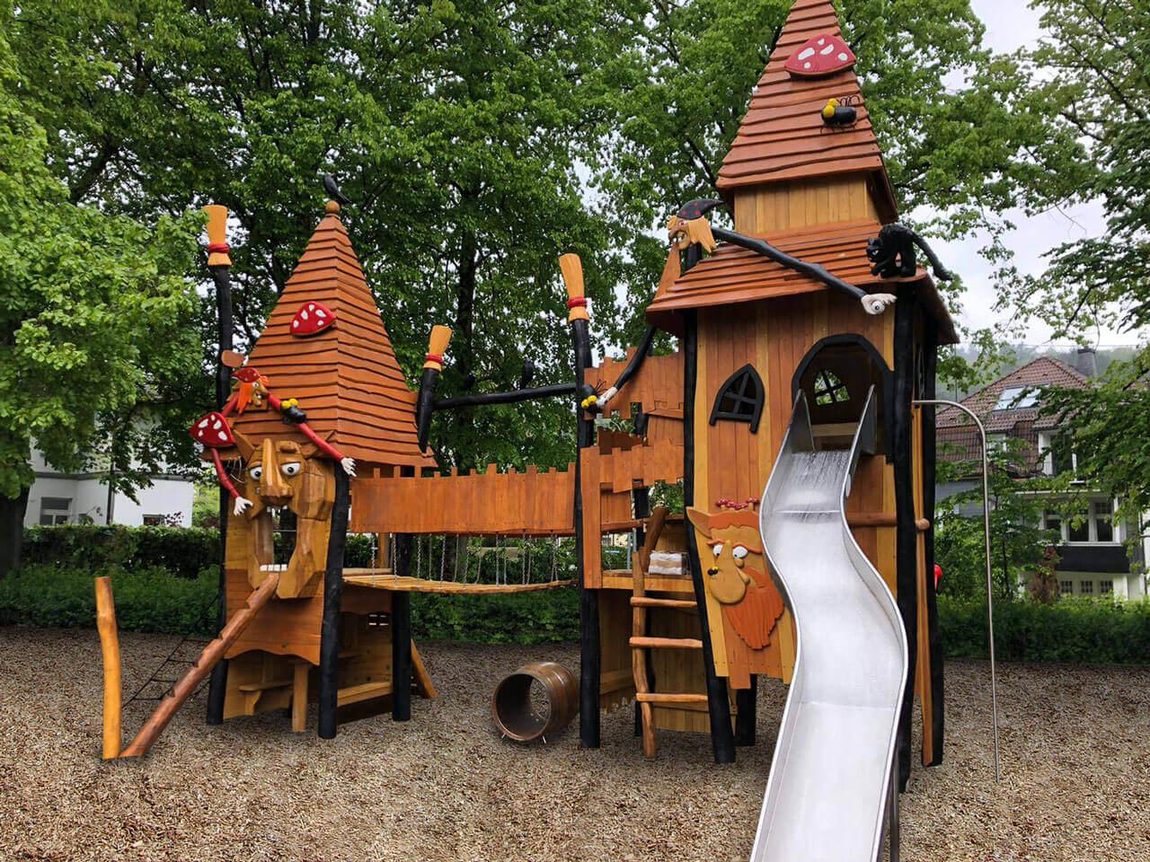 Freizeitpark Hexenbusch, Gummersbach