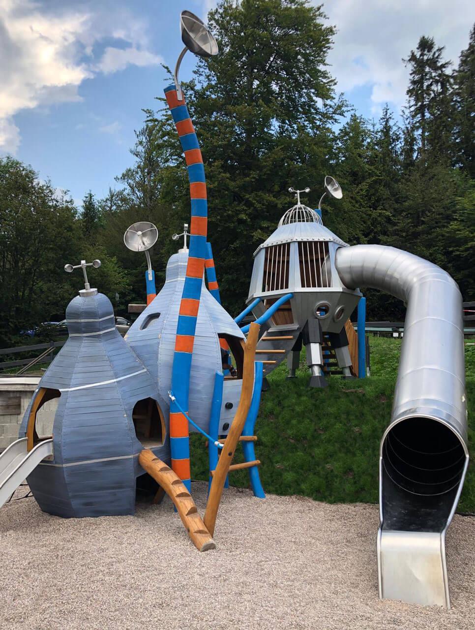 Funpark, Inselsberg