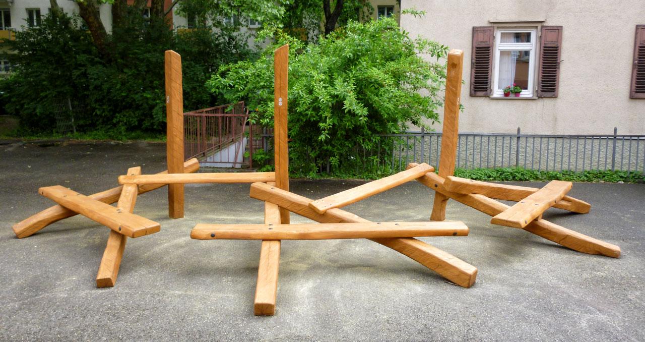 G 27 Sitzfläche