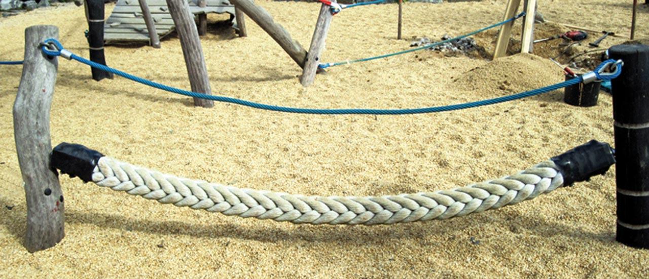 H 38 Seilbrücke