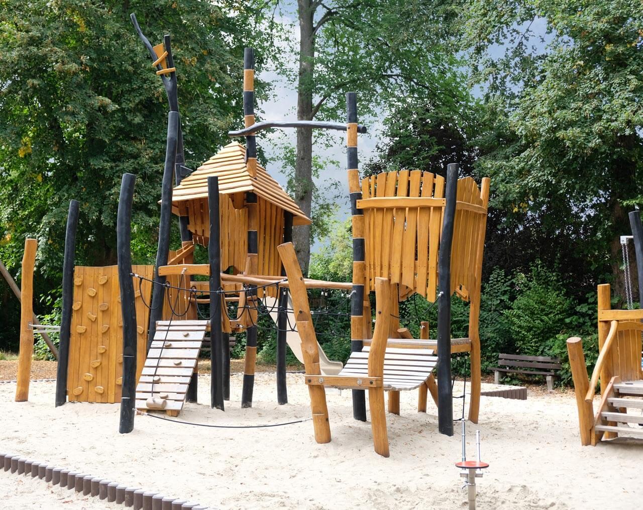 Hagen Spielplatz Stadtgarten
