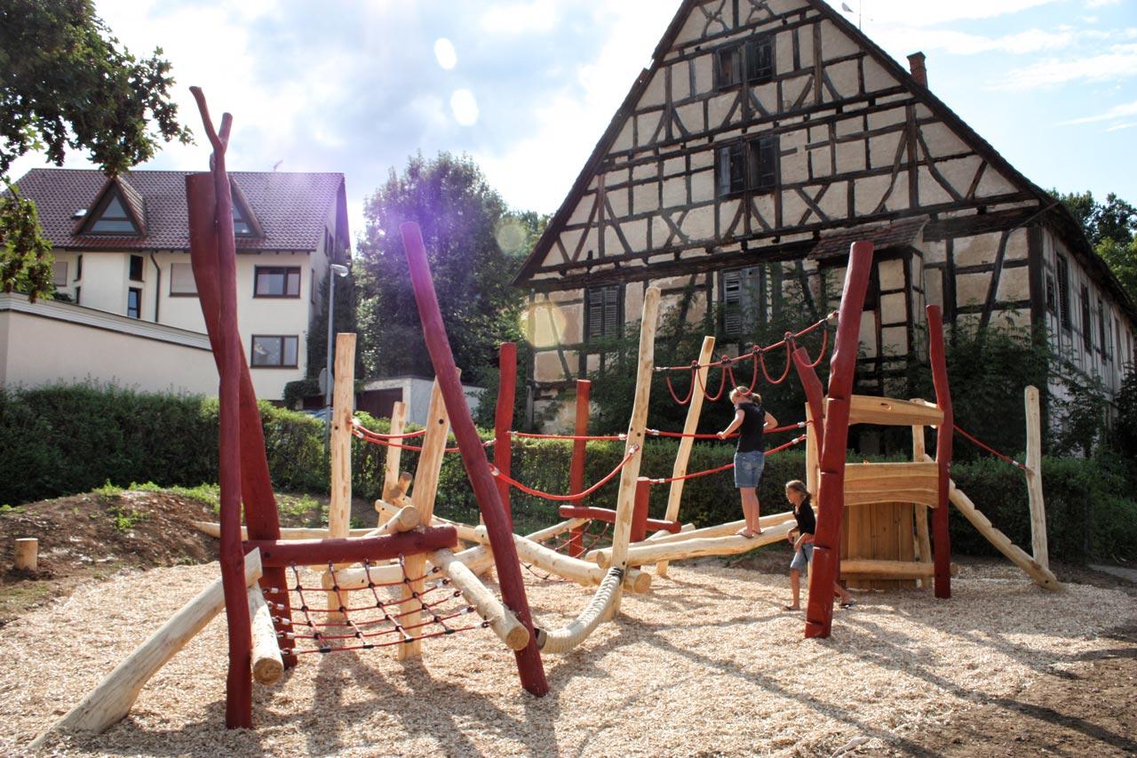 I 11 Kletterwald