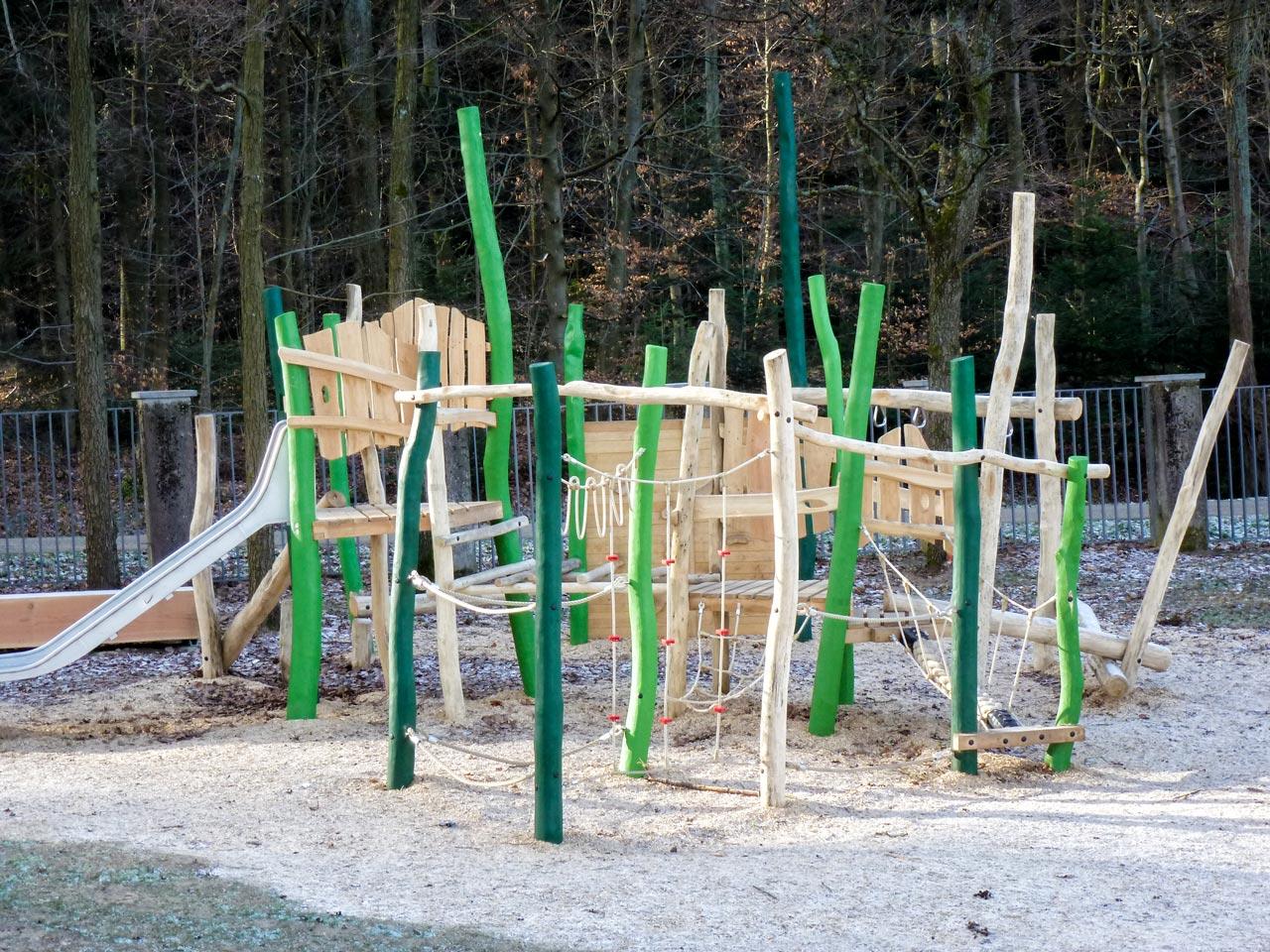 I 51 Kletterwald