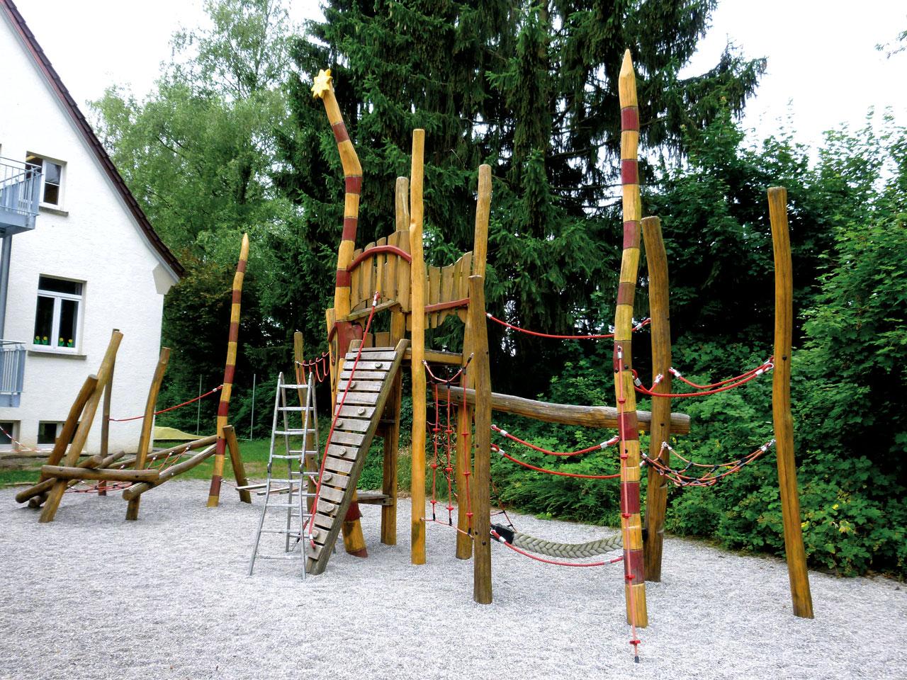 I 91 Kletterwald
