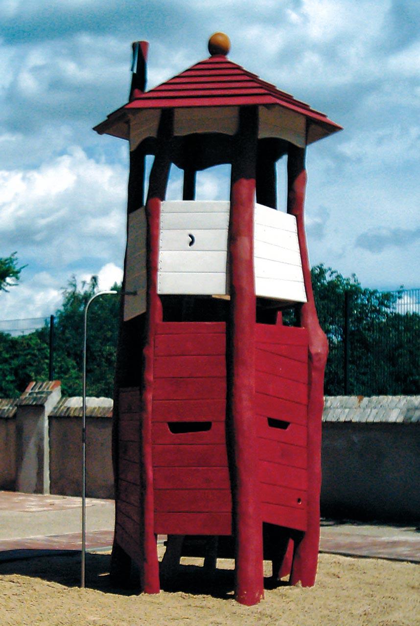L 0-5 Leuchtturm Spielturm