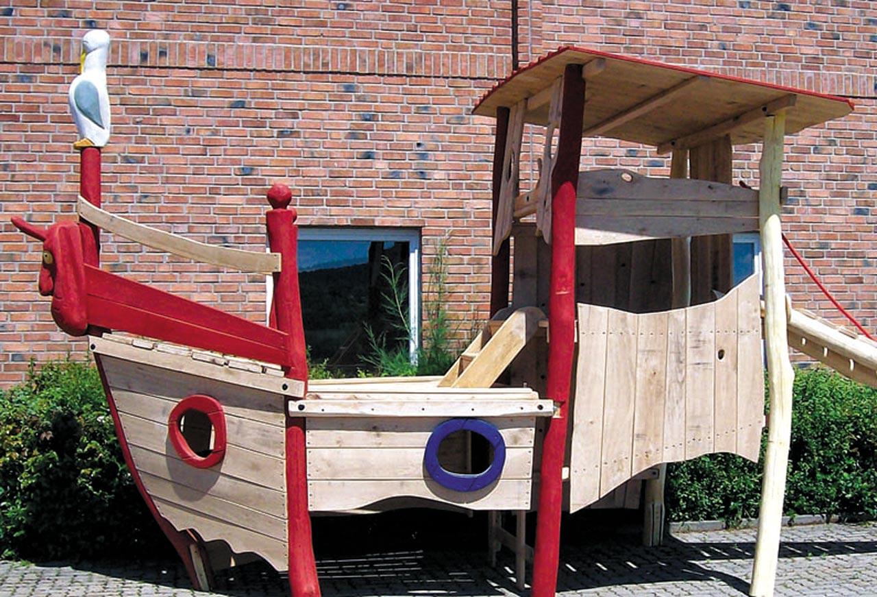 L 0-6 Spielschiff Kleiner Kutter