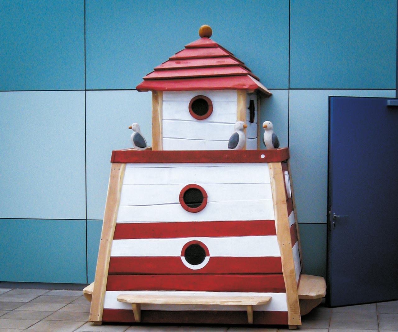 L 10 Leuchtturm Spielturm