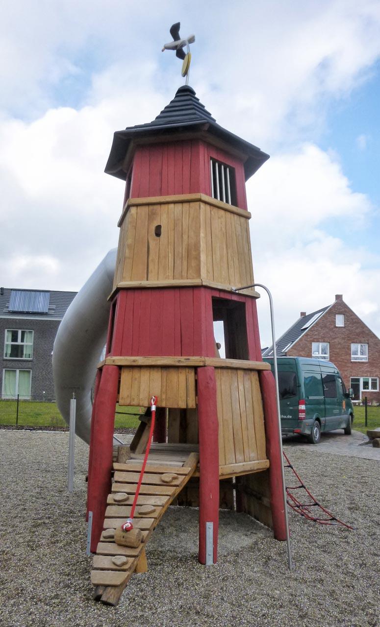 L 65 Spielplatz Leuchtturm