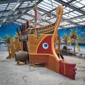 L 79 Spielschiff Galeere