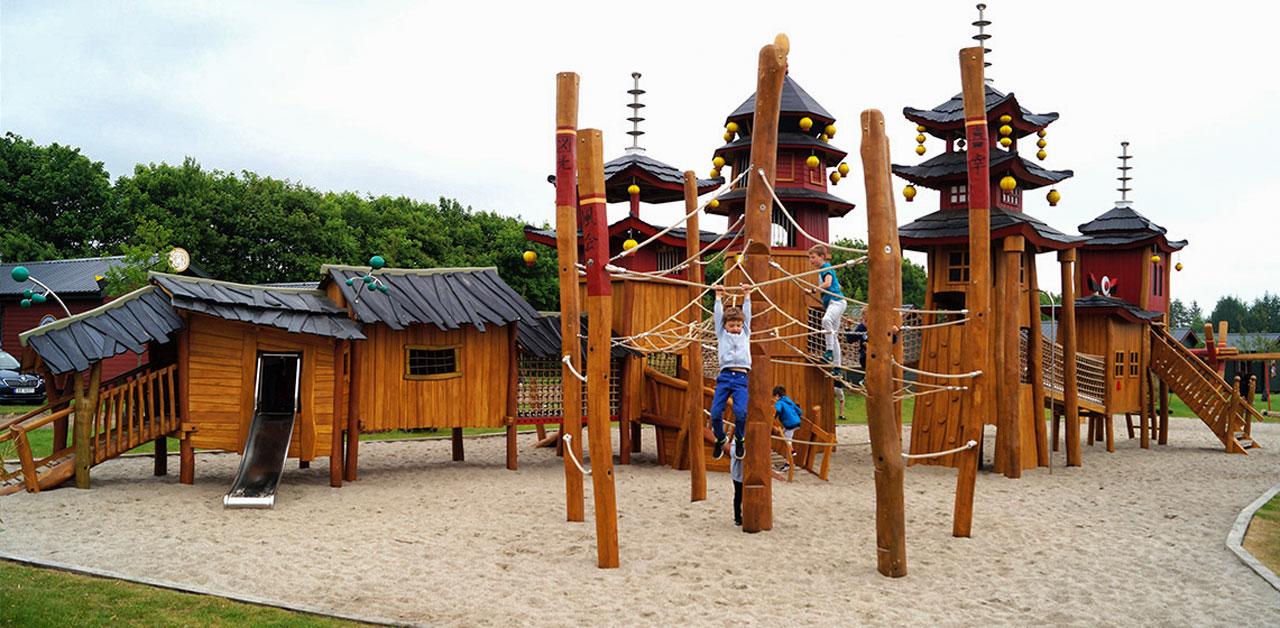 Legoland Bilund, Dänemark