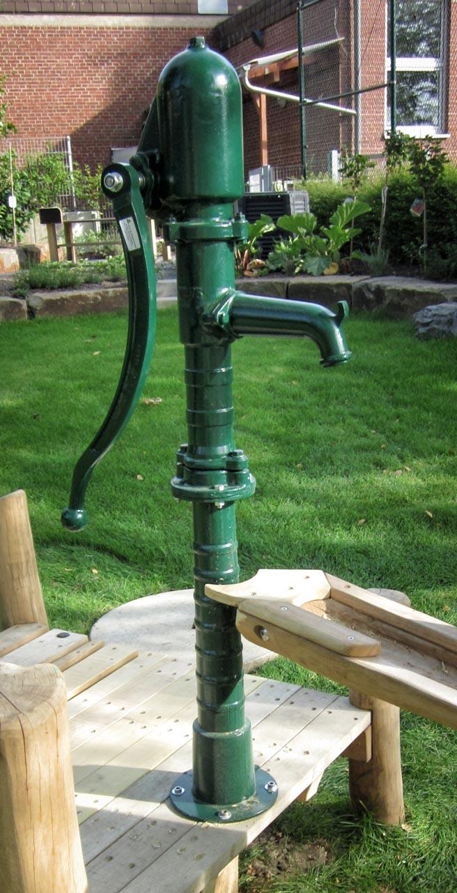 M 0-1 Pumpe für Wasserspiel