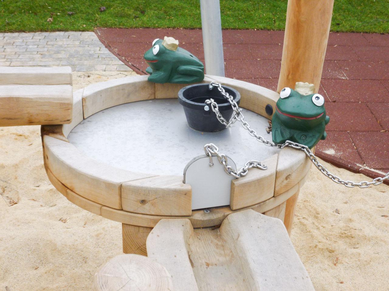 M 4 Wasserspiel Froschkönig