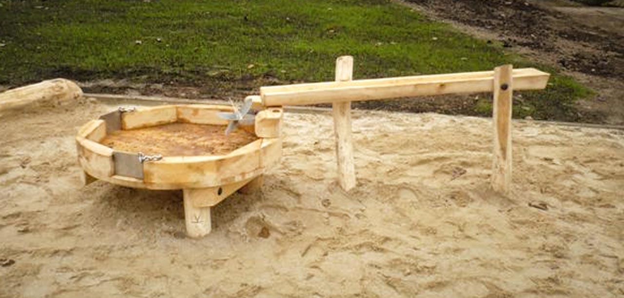 M 9 Kleines Wasserspiel Jonsdorf