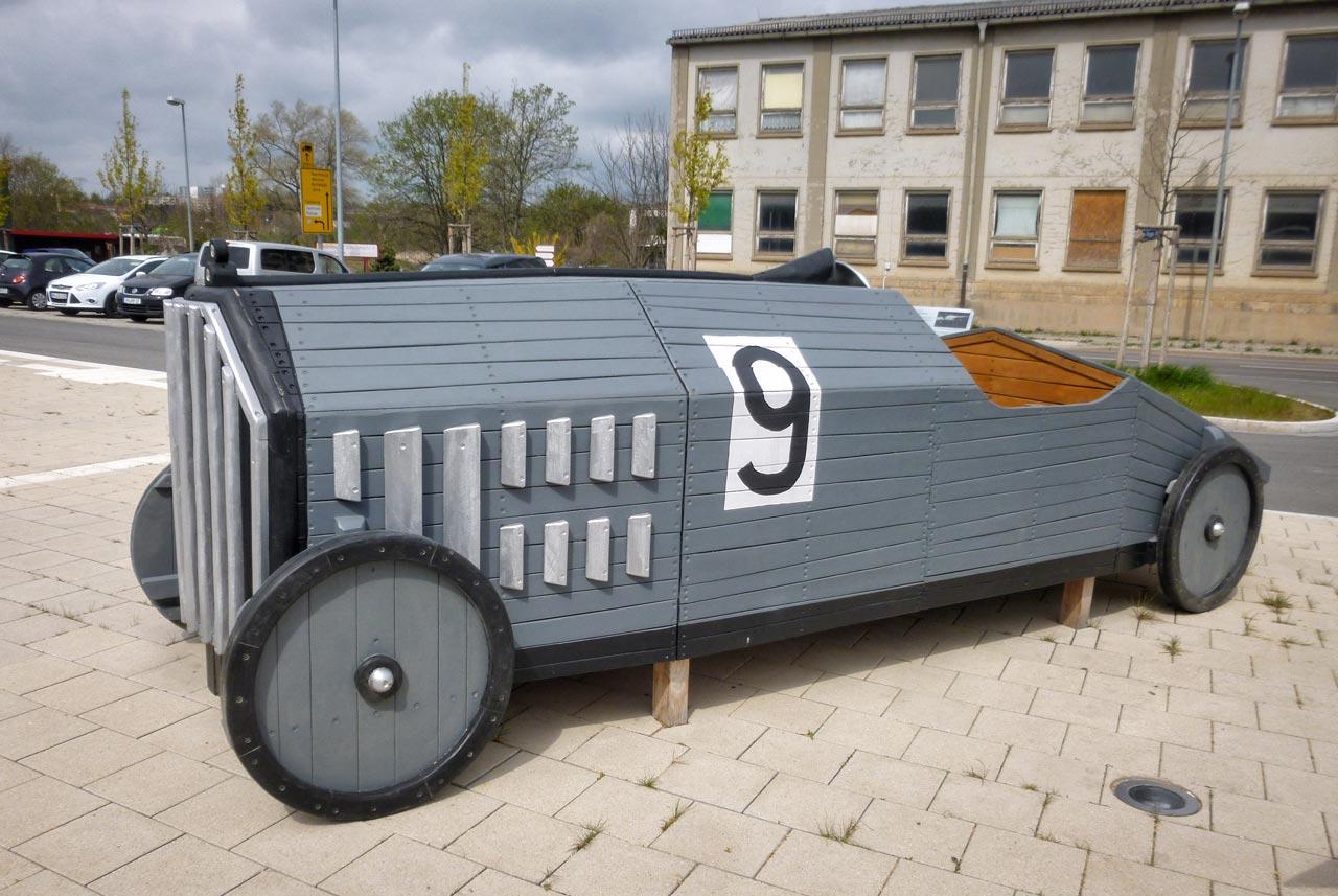 N 134 Spielfahrzeug Rennwagen Apollo
