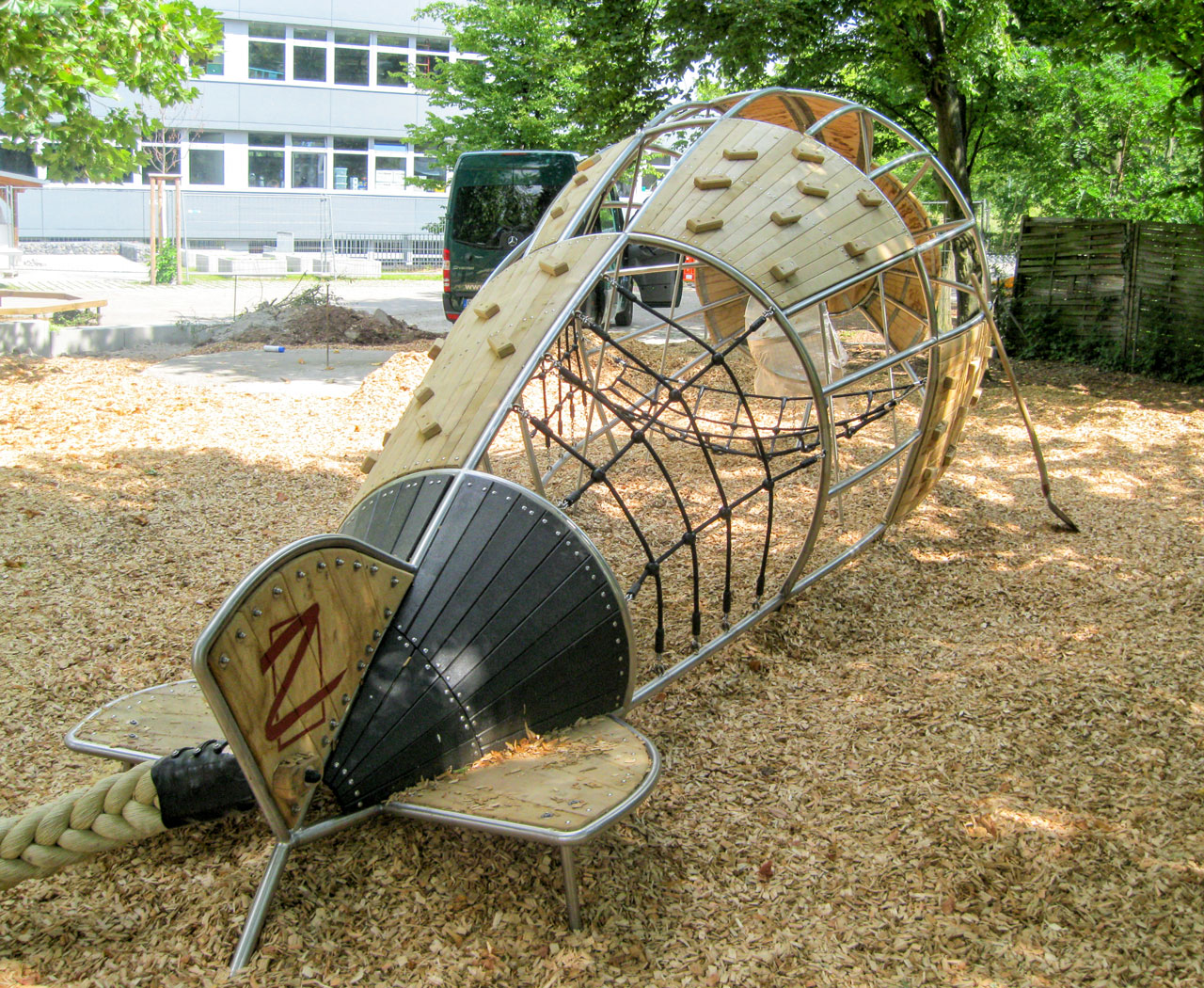 N 89 Spielgerät Zeppelin