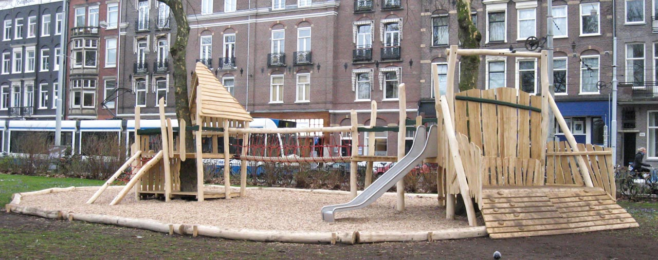 O 45 Baumhäuser Amsterdam